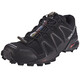 Salomon Speedcross 4 Shoes Women Black/Black/Black Metallic
